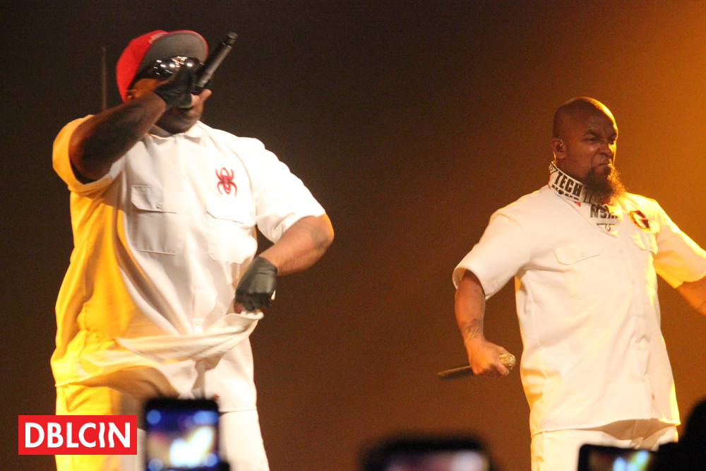 Tech N9ne Rocks a Packed Bogart's Crowd