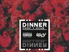 D-Eight - Dinner (ft. OG KAM) [prod. Lee Tensei]
